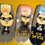 Chaussettes Gangnam Style