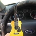 Clé pour guitariste