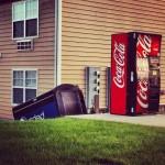 Coca fout un kick a Pepsi