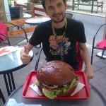 Giga burger !