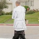 L'explication des pantalons sous le slip