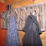 Porte manteau champêtre
