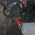 Volant vélo