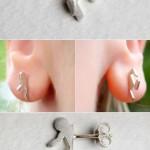 Boucles d'oreilles Portal