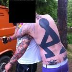 Ca c'est du tatouage...