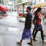 Drôle de parapluie