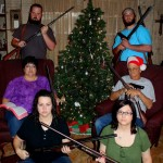 Famille de fan d'armes