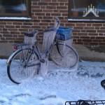 J'ai oublié mon vélo dehors ...