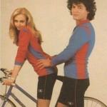 Juste un couple de cyclistes