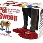 Nettoyage facile grâce à votre chien