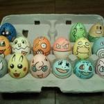 Oeufs Pokémon