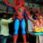 Spiderman indien