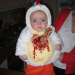 Un alien dans bébé