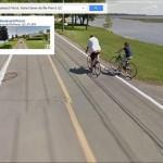 Une surprise sur Google Street View