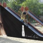 De la publicité dans les jeux d'enfants