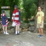 Je crois... qu'ils sont américains