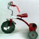 Le vélo de Saw
