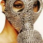 Masque à gaz pour riche