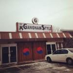 Restaurant Gangnam Style