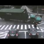 Ce motard devrait jouer au loto
