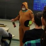Ca c'est un drôle de prof