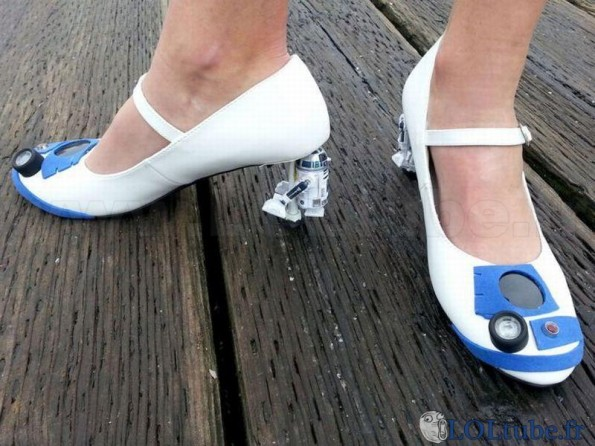 Chaussures R2D2