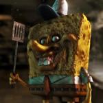Creepy bob l'éponge