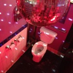 Disco toilettes