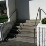 Escalier pour aller vers ...