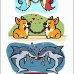L'amour, c'est partager un repas