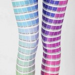 Legging code couleur