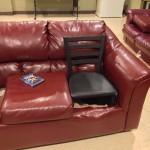 Réparation de canapé
