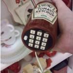 Téléphone ketchup