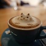 Un mignon petit café