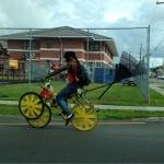 Vélo wtf