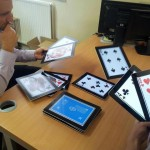 Jouer aux cartes pour les riches
