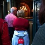 Mickey est coincé !