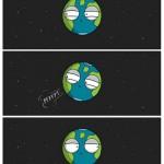 Quand la terre pète