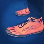Chaussure originale