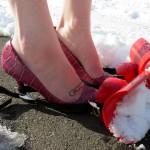 Chaussures déneigeuses