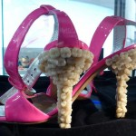 Chaussures en dents
