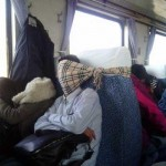 Comment dormir en train