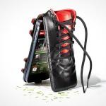 Coque téléphone foot