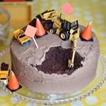Gâteau chantier