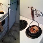 Griller son pain sans grille pain