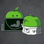 Radio de pomme