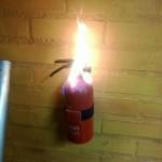 Un feu troll