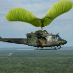 Un hélicoptère lol