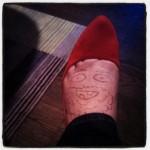 Un lutin à mon pied