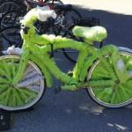 Vélo top moumoute